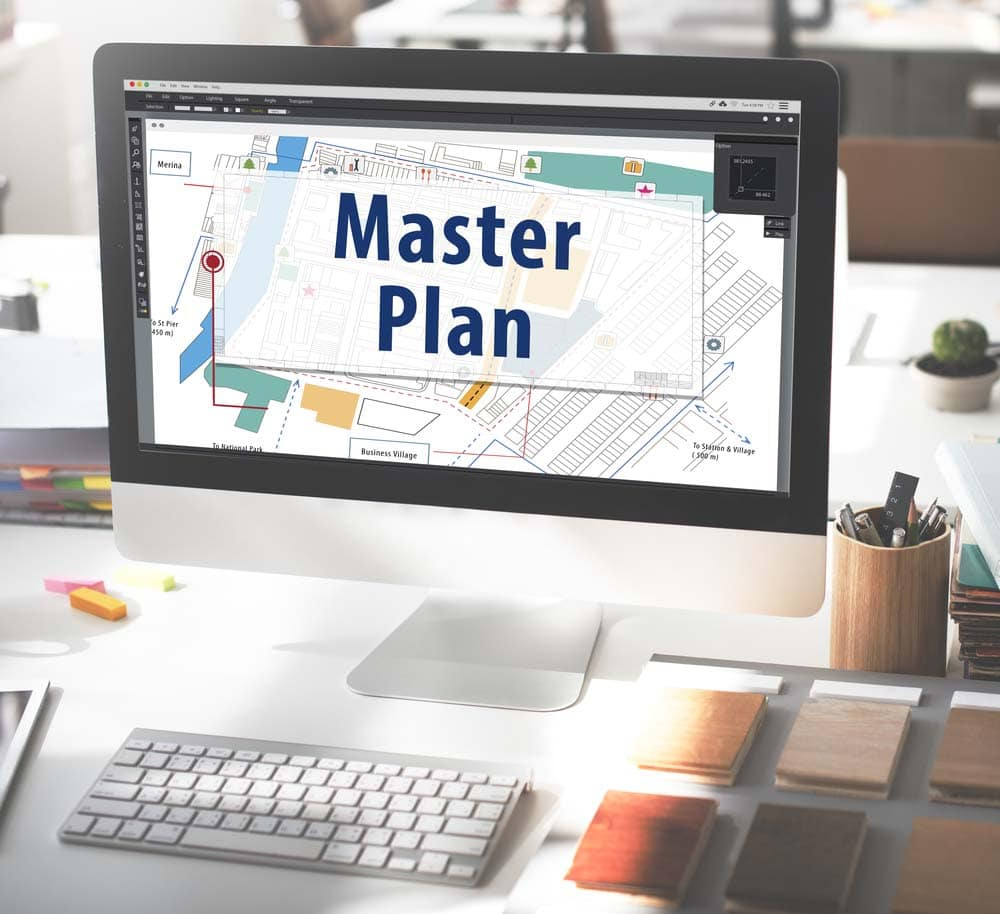 Master Planning for Water, Wastewater Treatment and Desalination Plants.